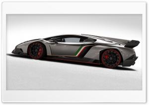 2013 Lamborghini Veneno Side...