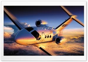 Plane, Sky, Altitude, Flight