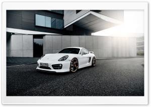 Porsche Cayman Techart 2014