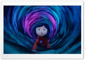 Coraline Cartoon