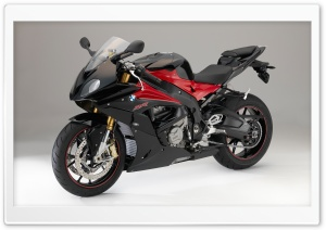 BMW S1000RR 2016 black and red