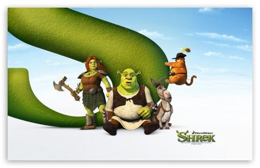 Download Shrek The Final Chapter UltraHD Wallpaper
