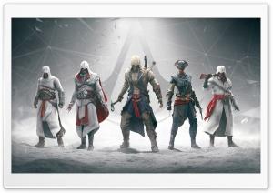 Assassins Creed Character Art
