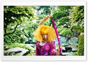 Nicki Minaj Samurai