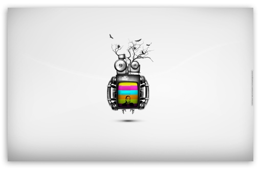 Download From The Future UltraHD Wallpaper