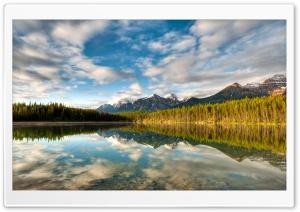 Mountainscape Reflection