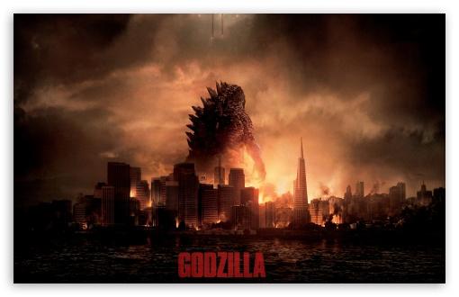 Download Godzilla UltraHD Wallpaper