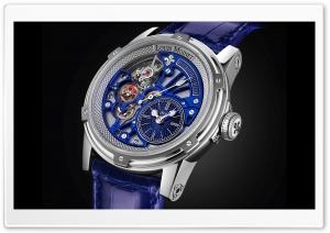 Louis Moinet Watch Blue...
