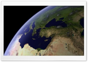 View Earth From Space