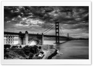 Golden Gate Bridge HDR