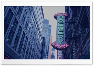 Theatre District, New York City