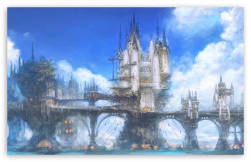 Download Final Fantasy XIV Online UltraHD Wallpaper