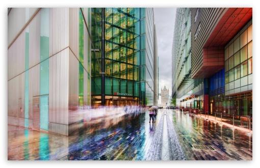 Download Business in London UltraHD Wallpaper