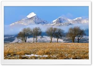 Tatra Mountains Of Slovakia