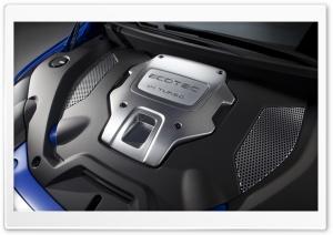 2011 Chevrolet Aveo RS   Engine