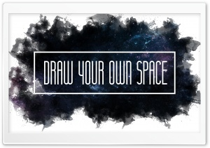 Drawn Your Own Space