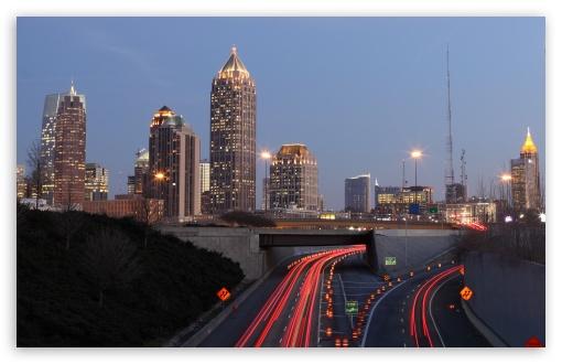 Download Atlanta City UltraHD Wallpaper