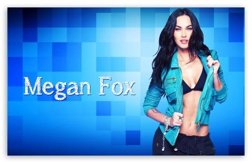 Download Megan Fox Hot UltraHD Wallpaper