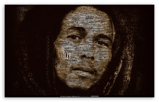 Download Bob Marley discography by Mateusz Latocha UltraHD Wallpaper
