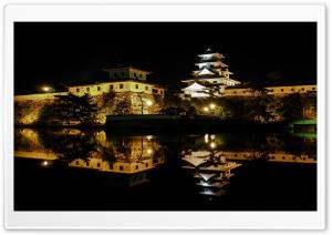 Mirror Night Castle