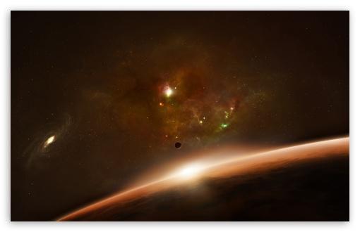 Download Space 9 UltraHD Wallpaper