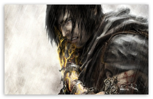 Download Prince Of Persia The Two Thrones UltraHD Wallpaper