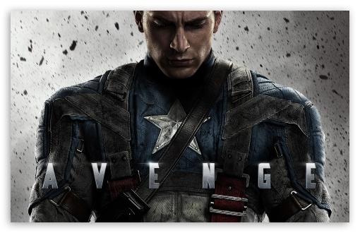 Download Captain America Movie 2011 UltraHD Wallpaper