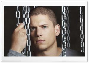 Wentworth Miller Prison Break...