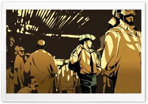 Cowboy Bebop - Crowd