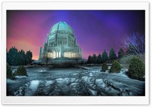 Temple Winter