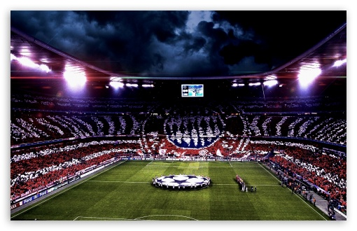 Download Allianz Arena UltraHD Wallpaper
