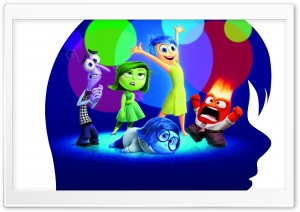 Inside Out - Disney, Pixar