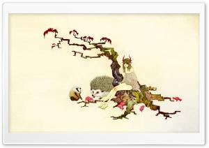 Japanese Maple Tree Illustration