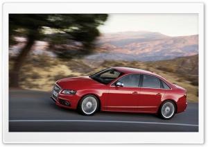 Audi S4 Sedan Speed