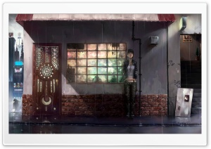 Raining Day Anime