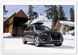 Audi Q5 3.2 Quattro Car 6