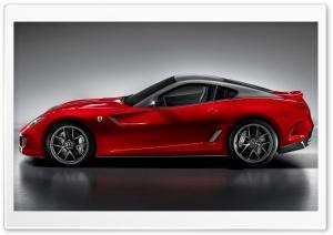 2010 Ferrari 599 GTO Side View