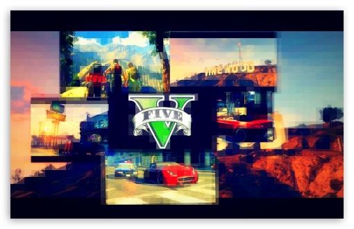 Download Gta V UltraHD Wallpaper