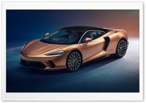 2019 McLaren GT Sports Car