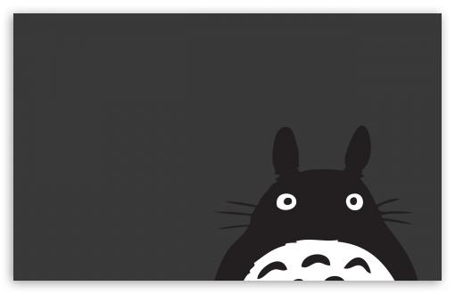 Download Totoro Anime UltraHD Wallpaper