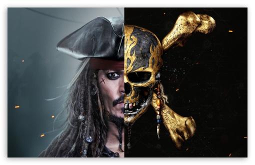 Download Pirates of the Caribbean Salazars Revenge 8K UltraHD Wallpaper