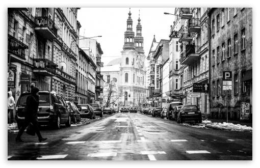 Download Poznan, Poland UltraHD Wallpaper