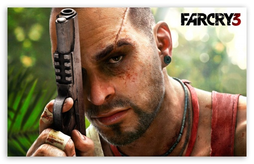 Download Far Cry 3 Mohawk UltraHD Wallpaper