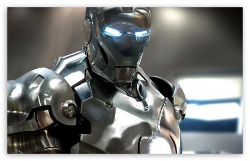 Download Iron Man 2 War Machine UltraHD Wallpaper