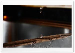 Water..