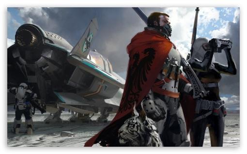 Download Destiny Brave Frontier UltraHD Wallpaper