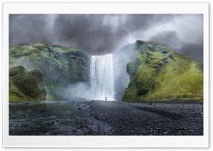 Apple 5K - iMac - Waterfall