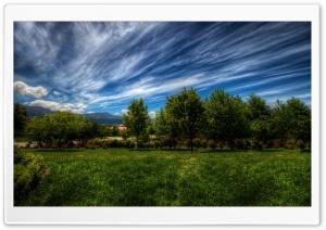 Strings Of Clouds