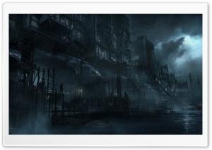 Thief 4 Video Game Concept Art