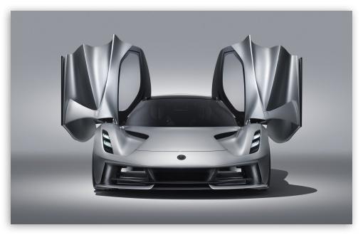 Download 2019 Lotus Evija Powerful Electric Hypercar UltraHD Wallpaper